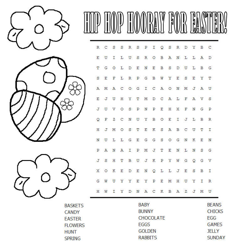 free word search worksheets kids