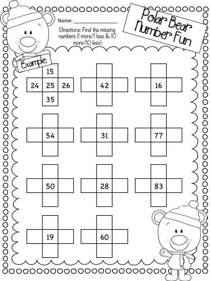 math worksheets fun counting