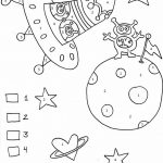 outer space worksheets for kids coloring