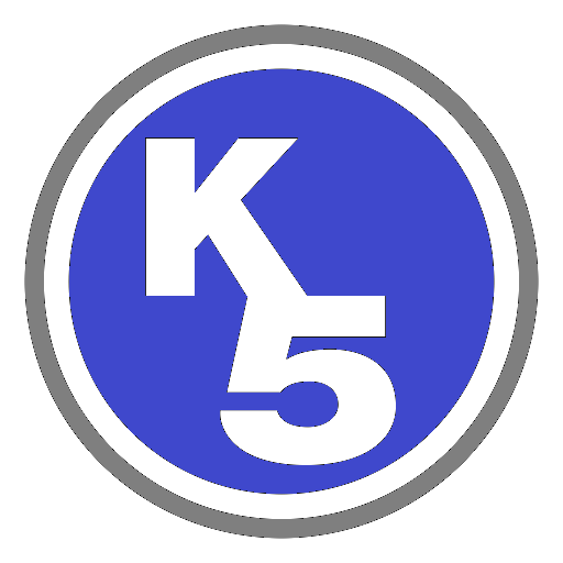 K5 Worksheets Logo