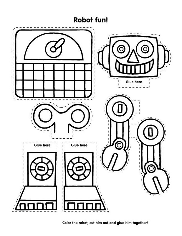 activity sheet for kids fun