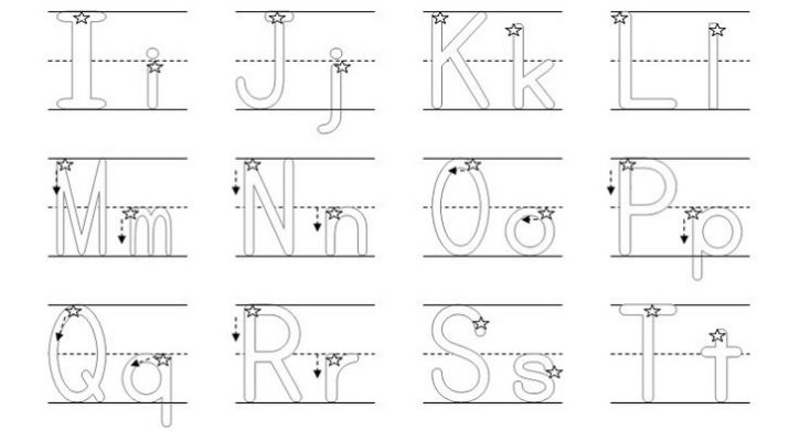 alphabet practice worksheets pdf