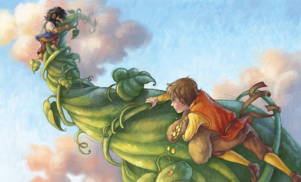 jack and the beanstalk images free