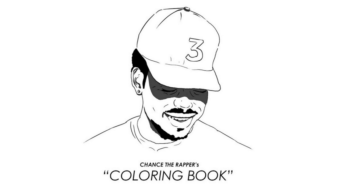 Chance the Rapper Coloring Book Album Background