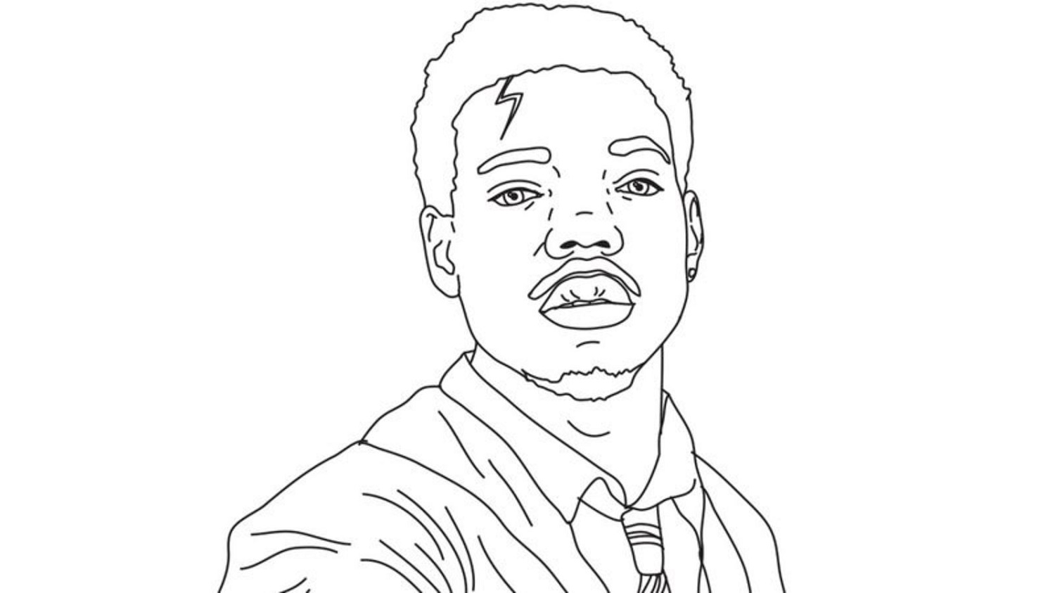Chance the Rapper Coloring Book Mixtape(2)