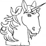 Coloring Pages For Kids Unicorns