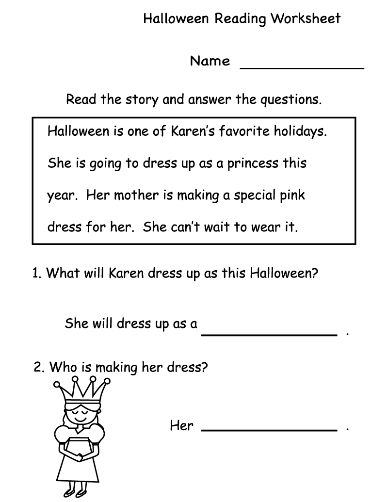 Printable Reading Games Kindergarten