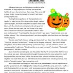 Reading Worksheets 4th