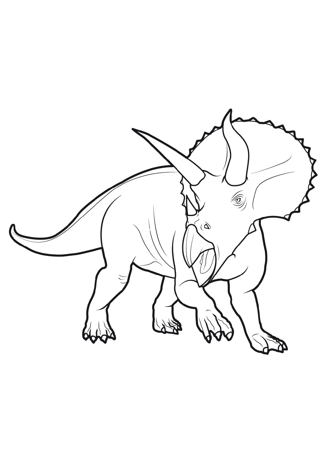 Dinosaur King Coloring Pages Gabu