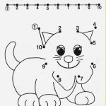 Free Printable Activity Sheets For Kids Dot to Dot