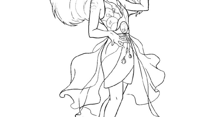Lego Elves Coloring Pages Naida
