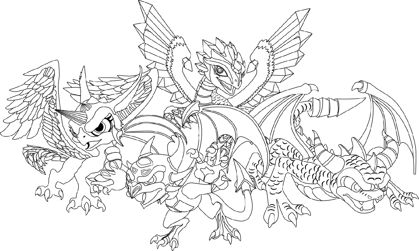 Lego Elves Coloring Pages Water Dragon