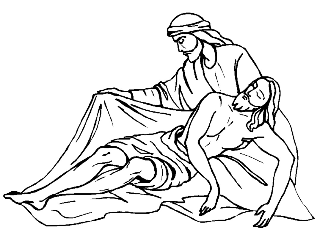 Bible Coloring Pages Free
