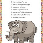 English Worksheets For Children Kindergarten