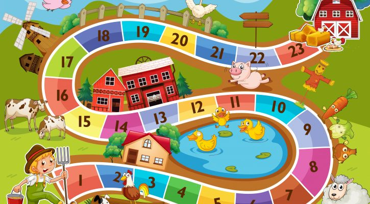 Free Printable Games For Preschoolers Counting