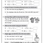 Ks2 Maths Worksheets Printable