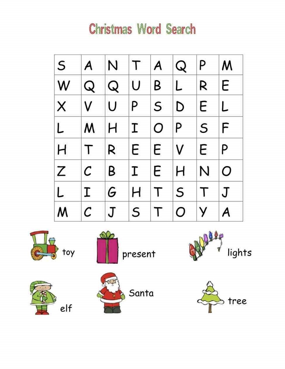 Printable-Puzzles-For-Children-Word-Search
