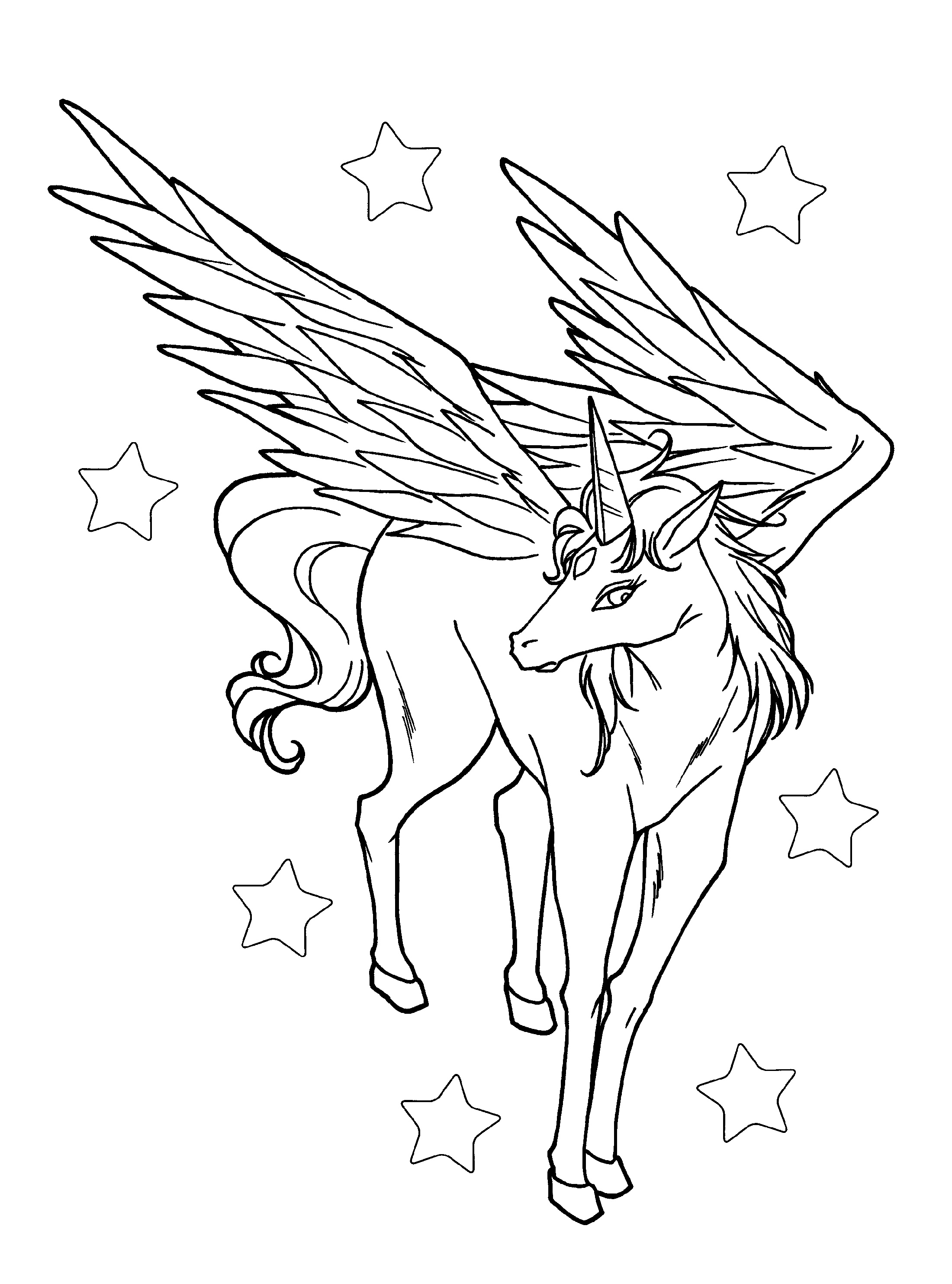Unicorn-Coloring-To-Print.