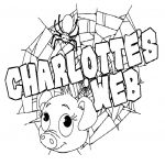 Charlotte's Web Coloring Pages For Kids