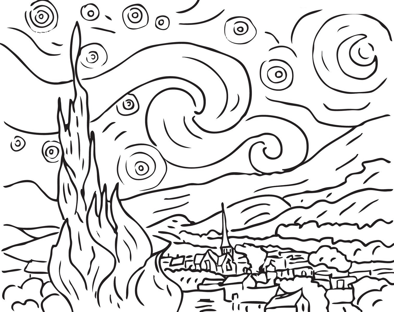 Coloring Pages for Teens Cool