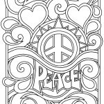 Coloring Pages for Teens Free