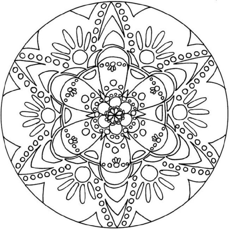 Coloring Pages for Teens Printable