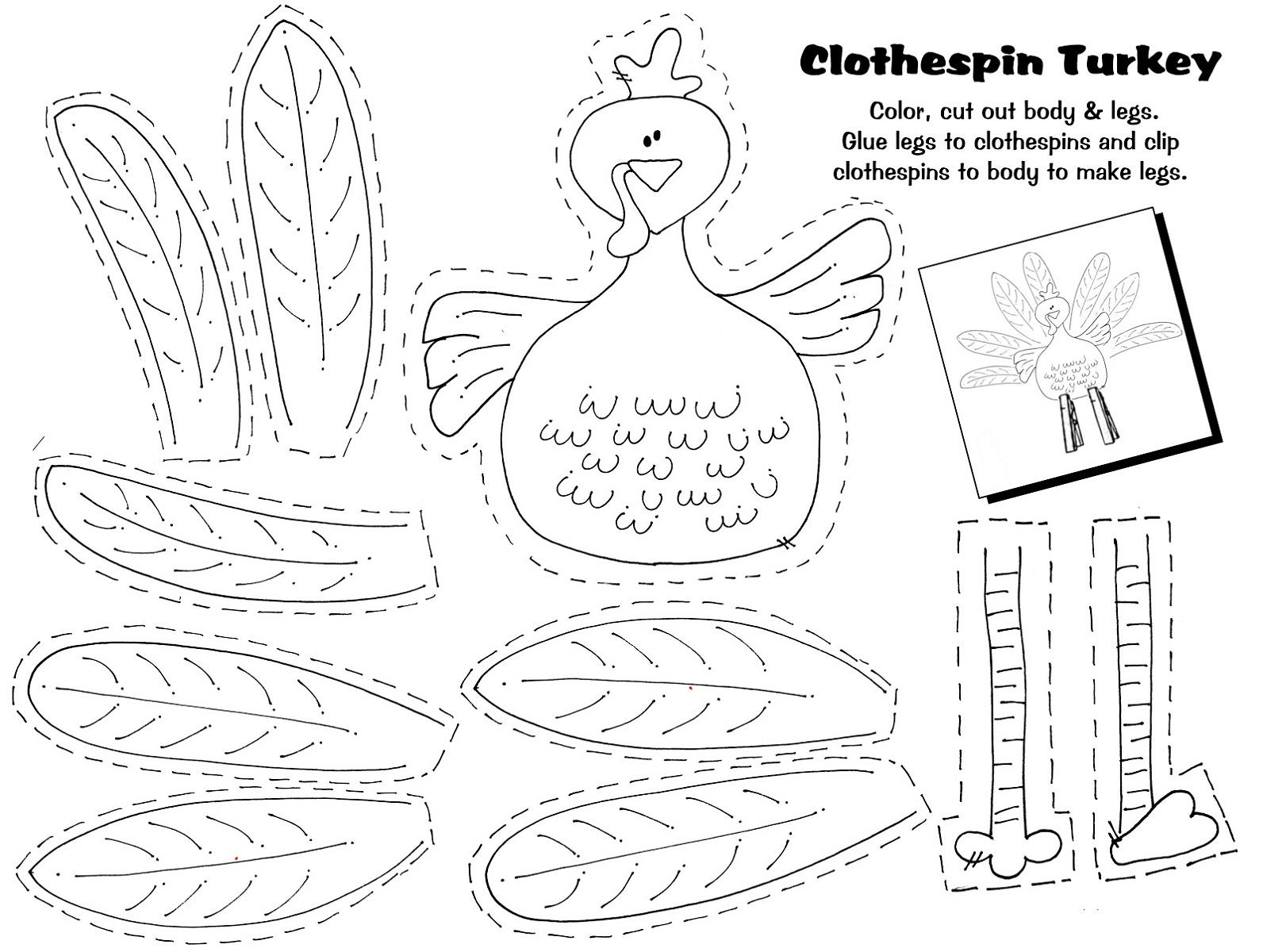 Crafts for Kids Printable