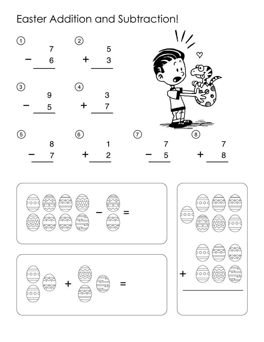 Free-Math-Printouts-Easter