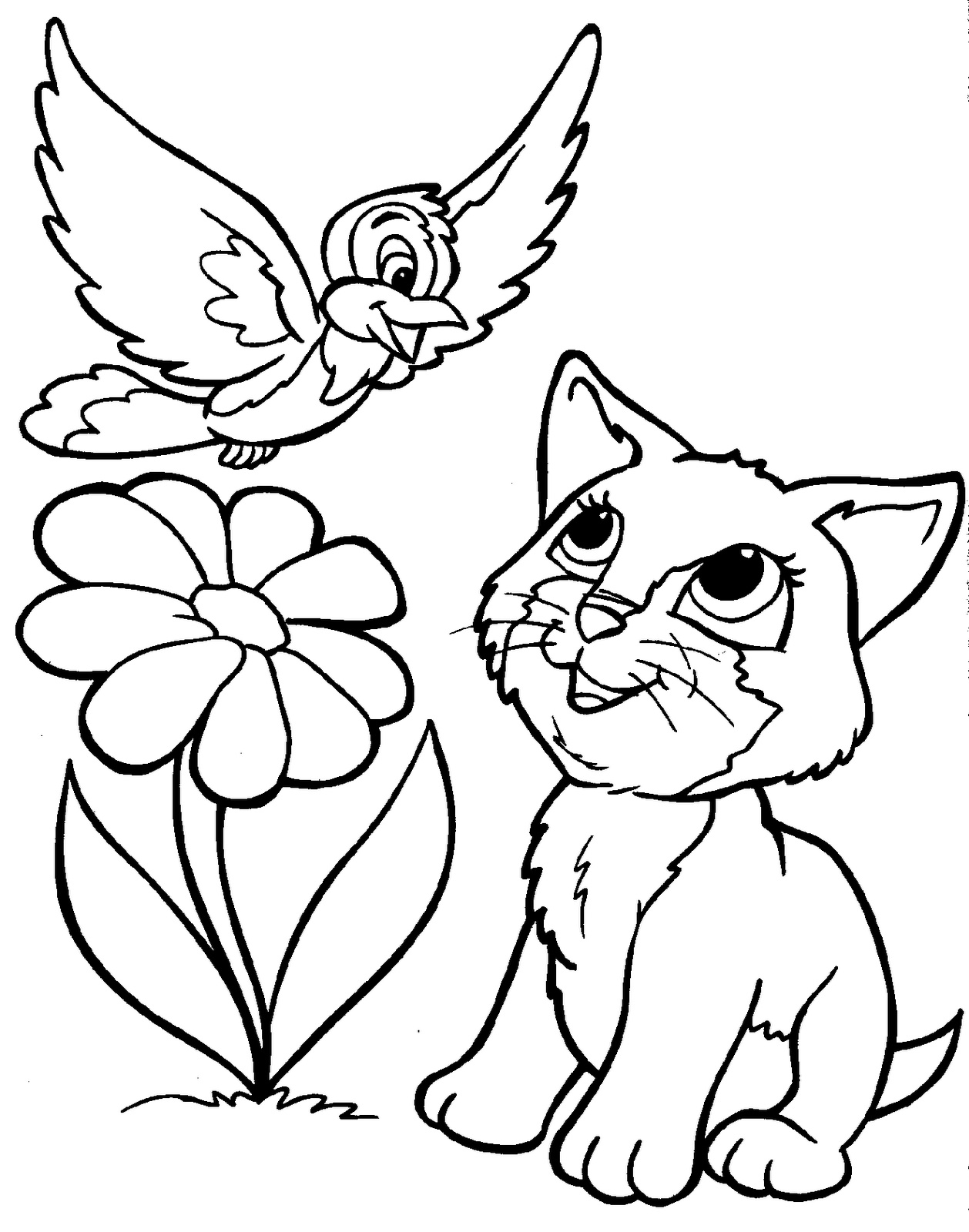 Free Printable Coloring Pages Animal