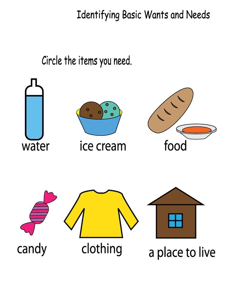 Free School Worksheets Kindergarten Social Studies
