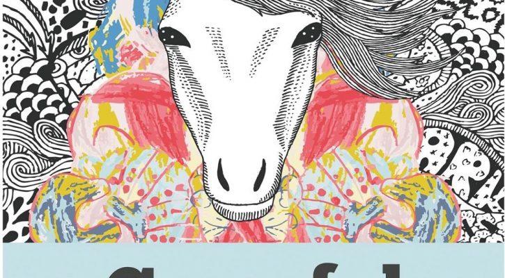 Adult Coloring Books Walmart Horse