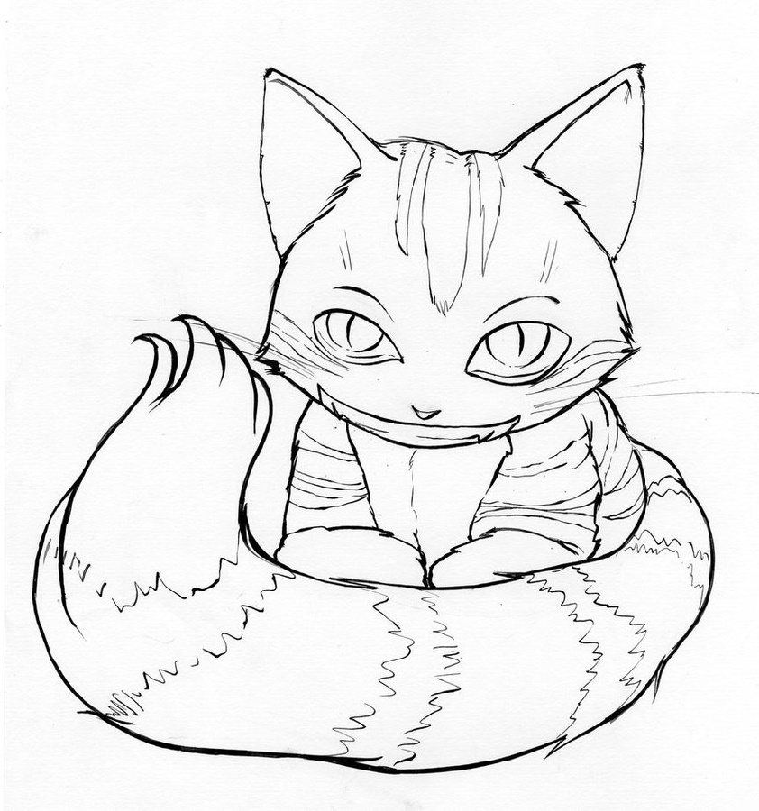Cheshire Cat Coloring Pages EvilCheshire Cat Coloring Pages Evil
