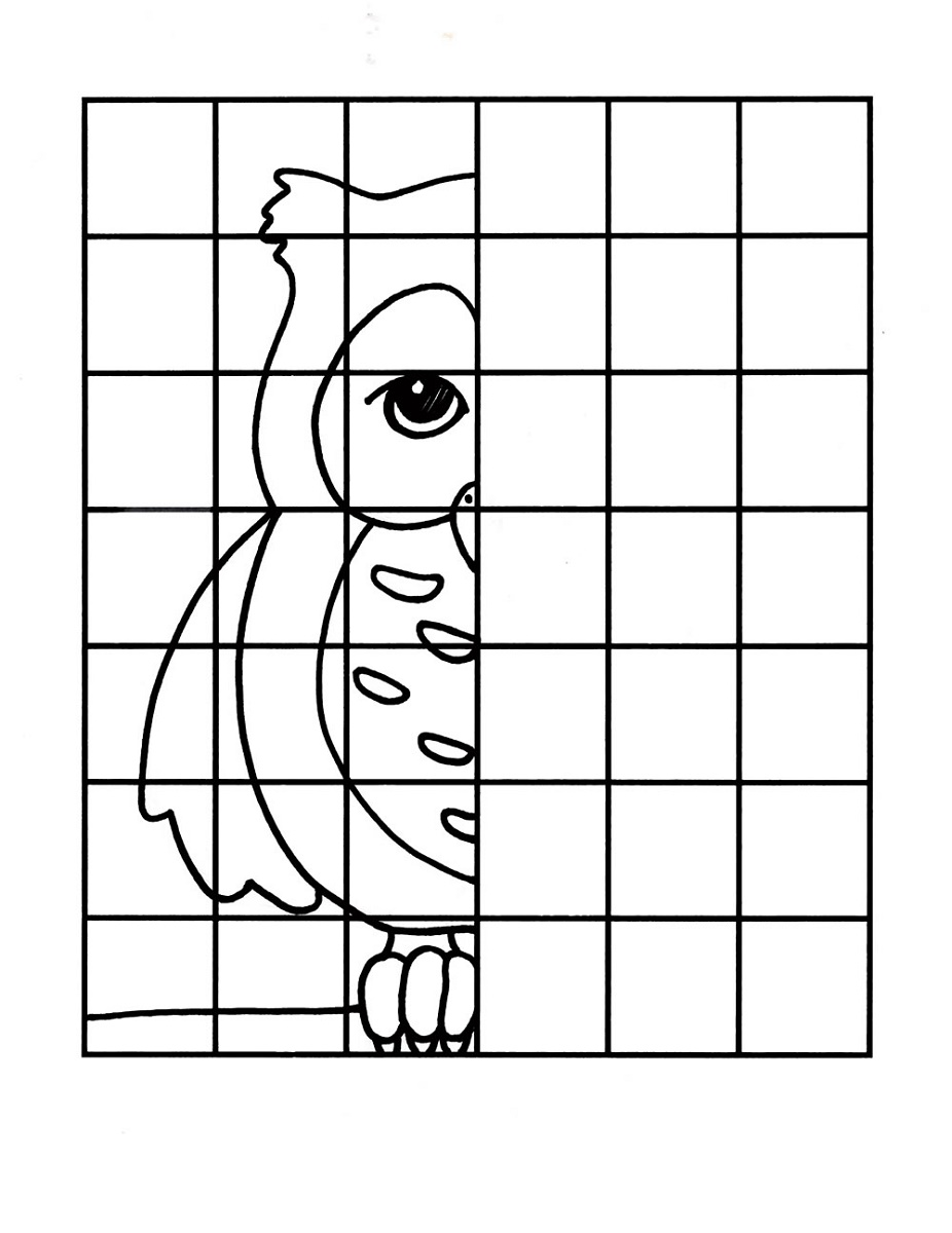 Free Printable Puzzles For Kids Drawing