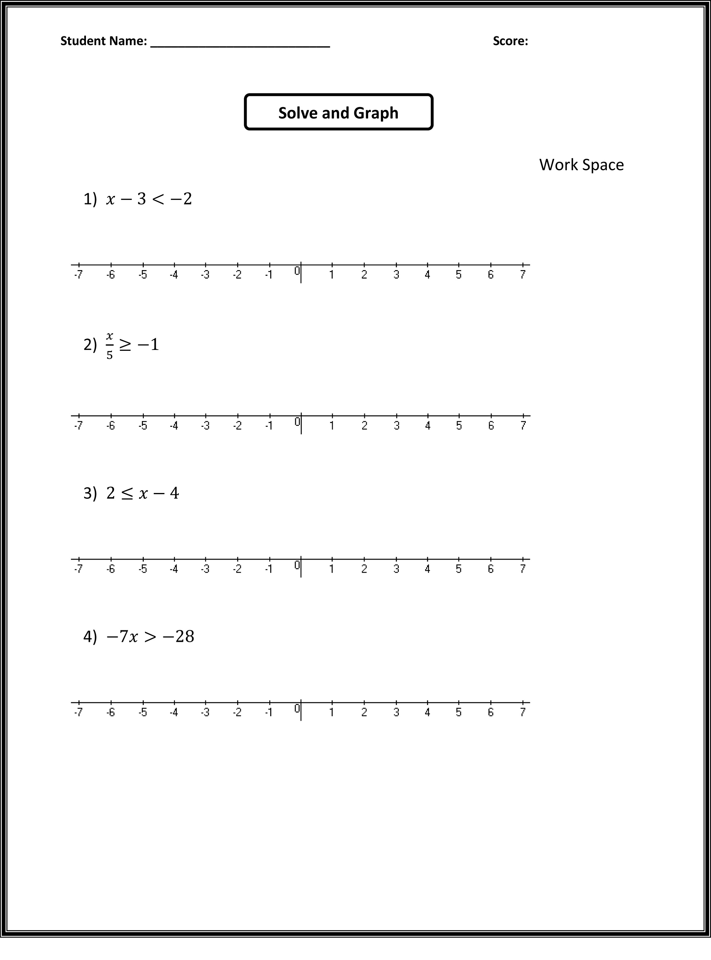 Grade-7-Math-Worksheets-Inequalities