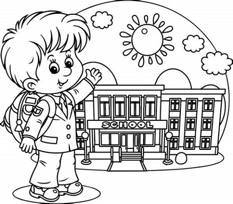 Last Day Of School Coloring Pages Pictures