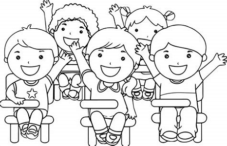 Last Day Of School Coloring Pages To Print