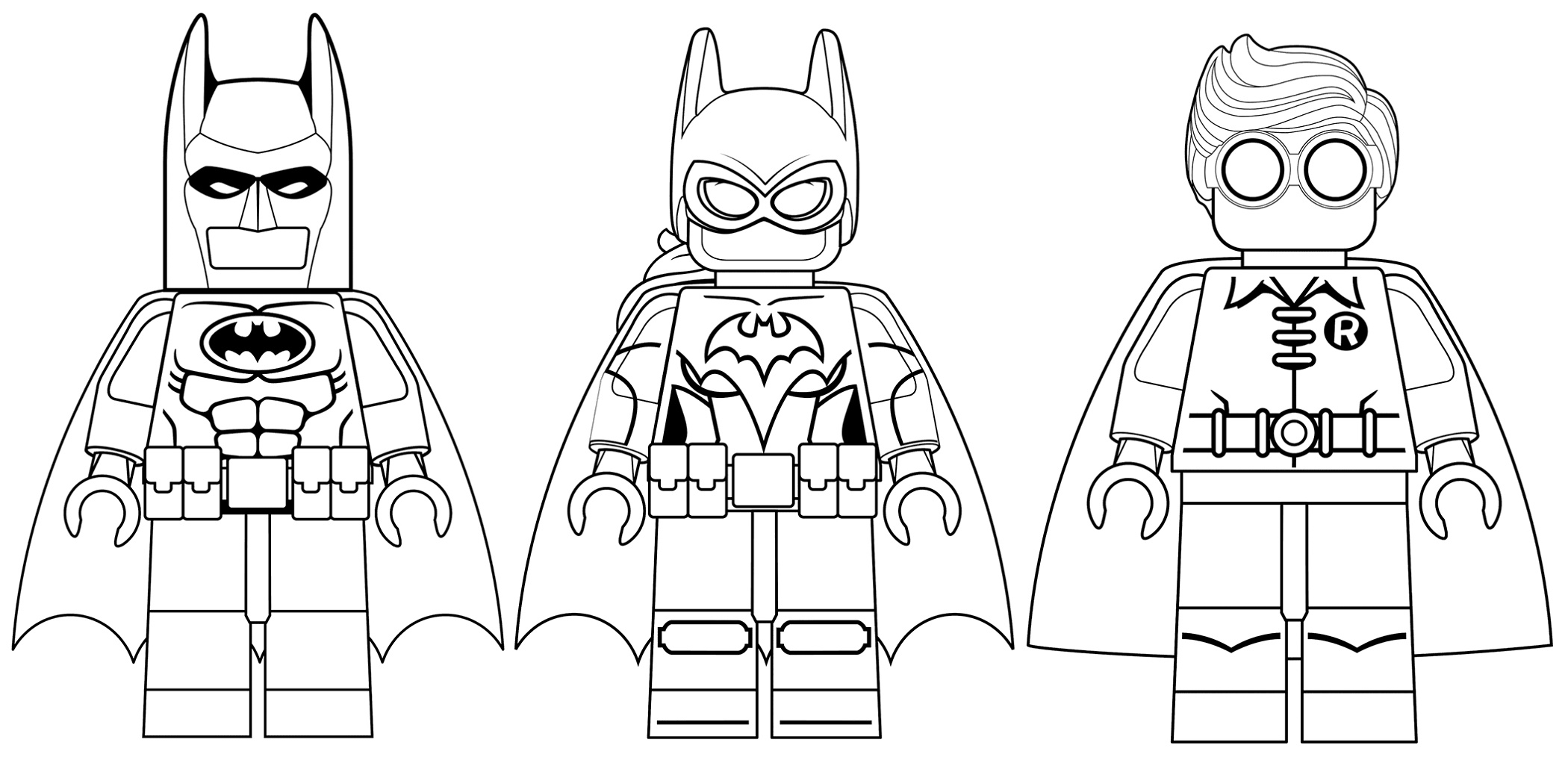 Lego-Coloring-Pages-Batman