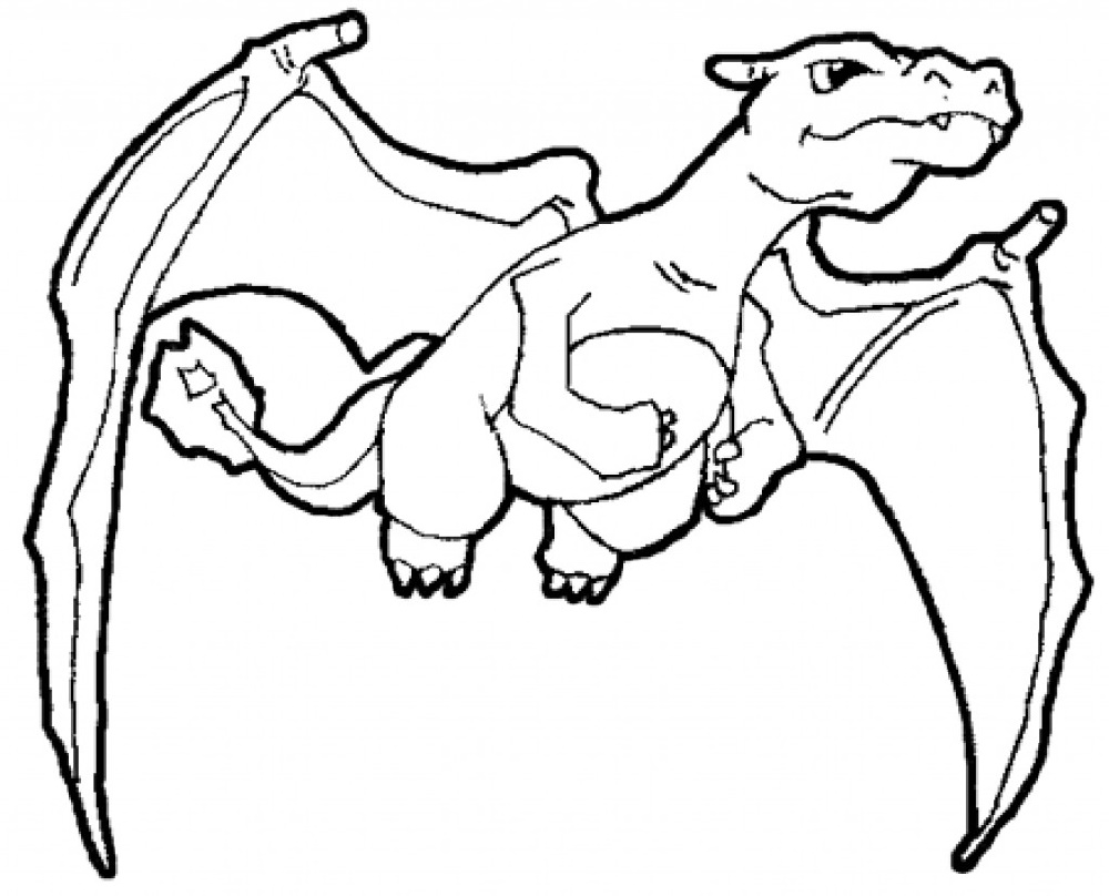 Pokemon-Coloring-Pages-Charizard-To-Print