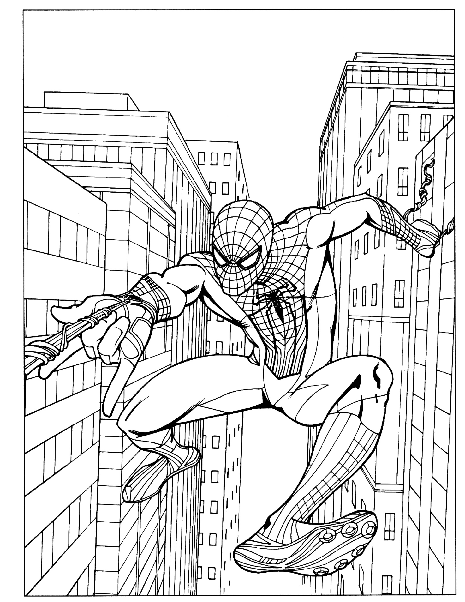 Spiderman-Coloring-Pages-Pdf-To-Print