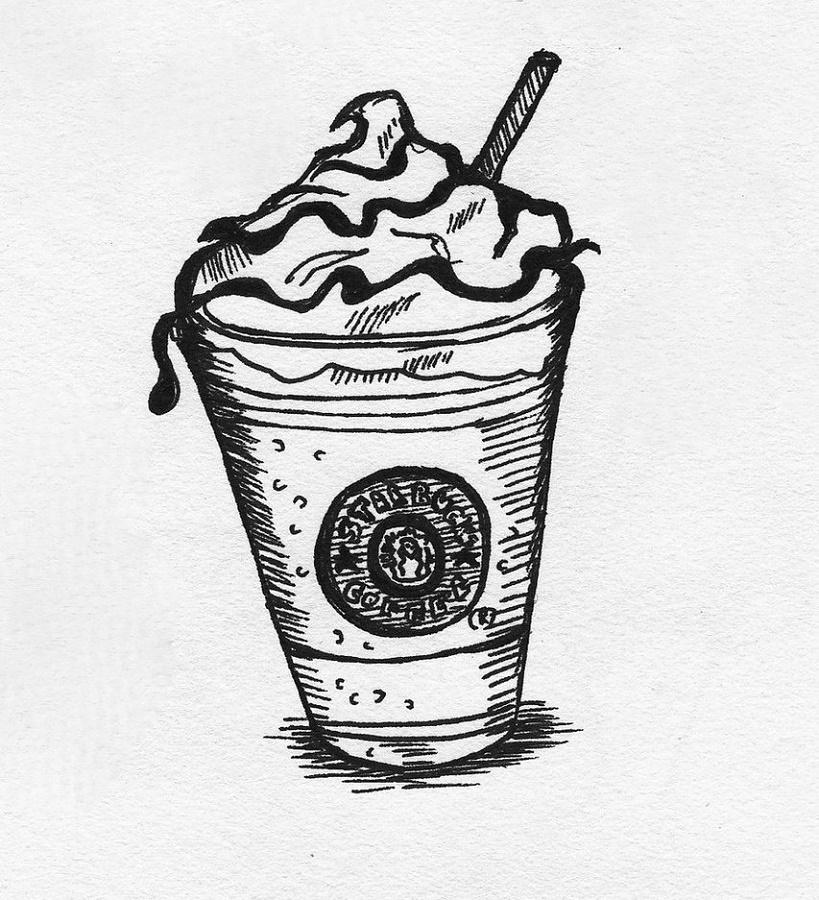 Starbucks-Coloring-Page-Printable