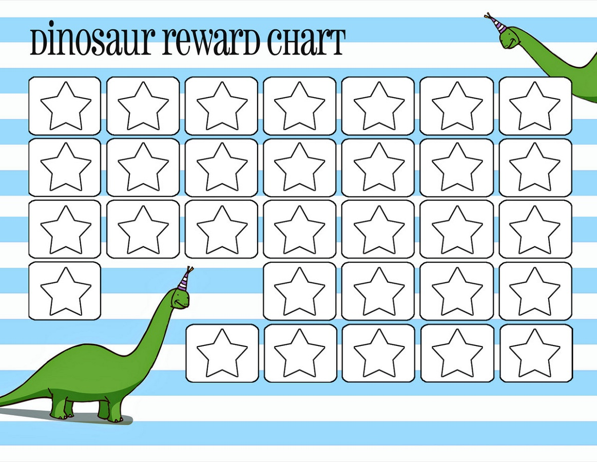 Toddler Reward Chart PrintableToddler Reward Chart Printable