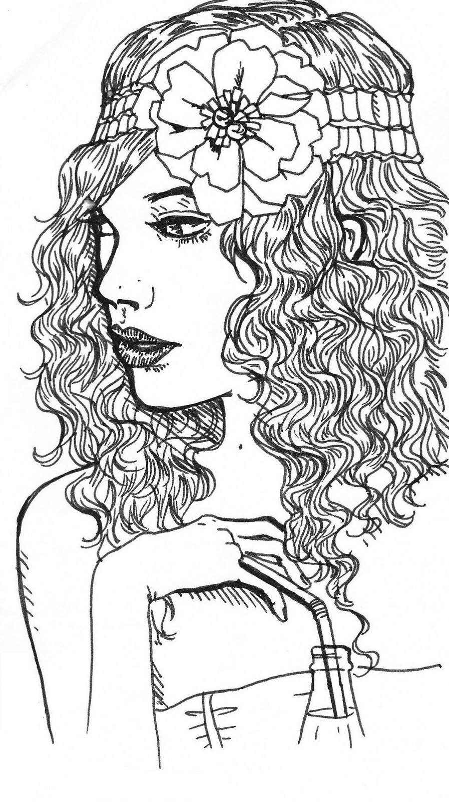 Tumblr Coloring Pages Taylor Swift
