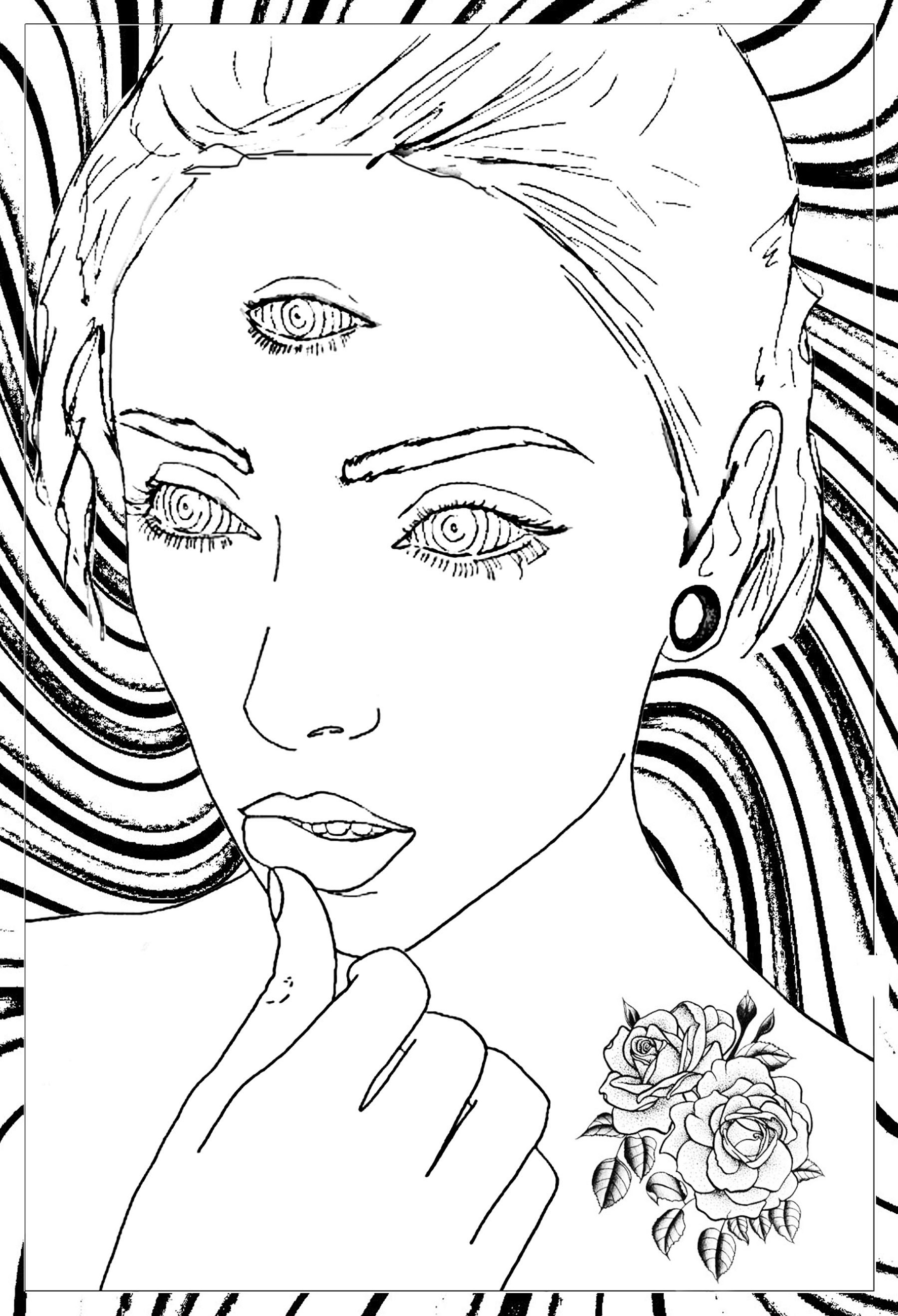 Tumblr-Coloring-Pages-Trippy