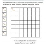 5th Grade Worksheets Math Puzzles