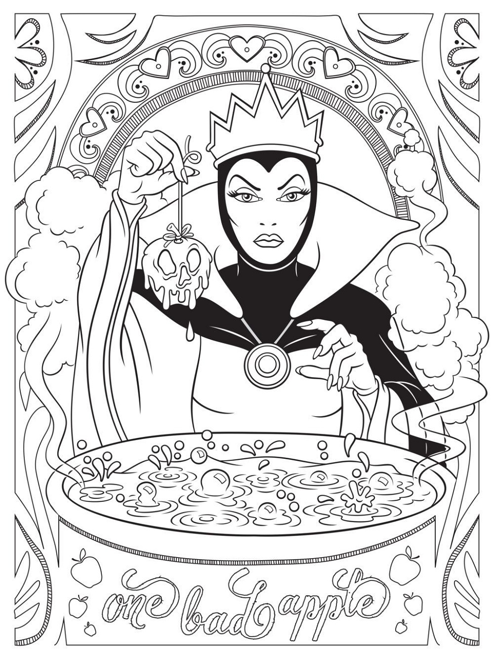 Adult Disney Coloring Pages Printable