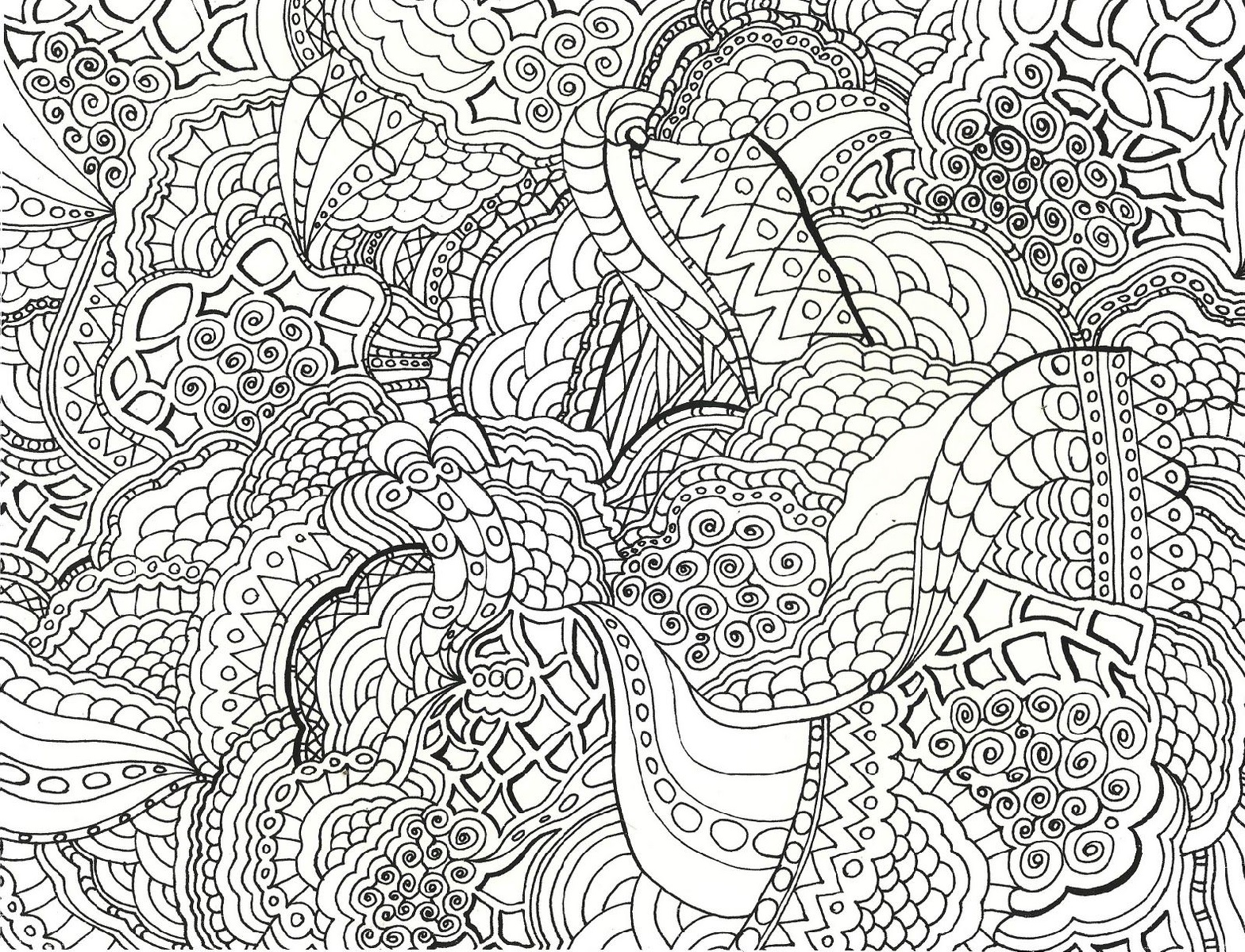 Cool Coloring Pages Design