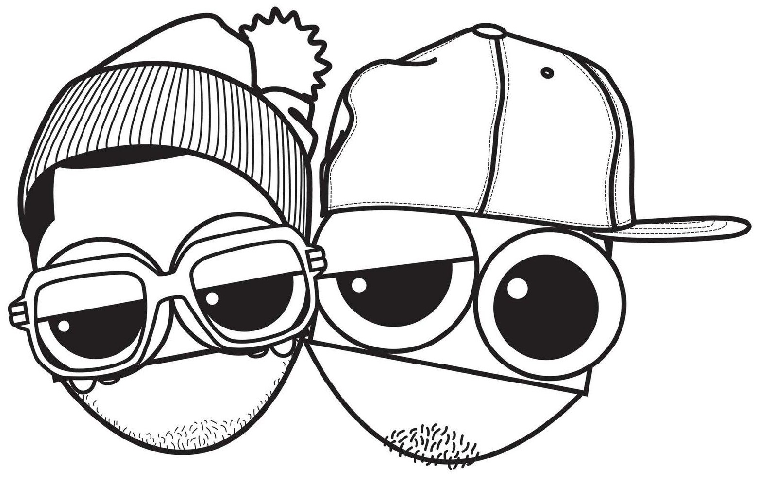 Cool Coloring Pages Free