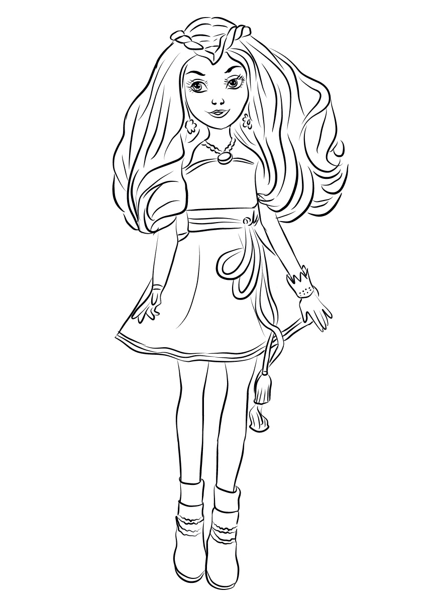 picture relating to Descendants Coloring Pages Printable identify Descendants Coloring Web pages Toward Print K5 Worksheets