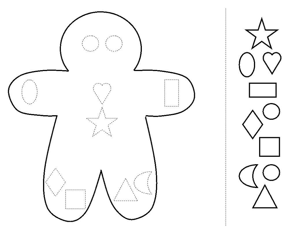 Free Toddler Worksheets Cut And Paste