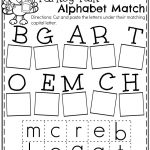 Fun Printable Worksheets Alphabet